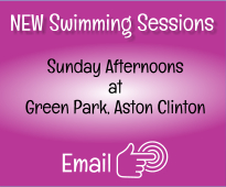 Saturday afternoon childrens swimming sessions